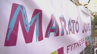 Marató Jove 2018